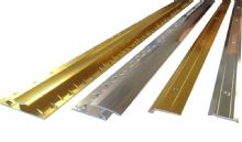 Brass/Silver Threshold strips/door bars --- various types